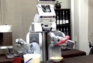 Un robot qui comprend les humains
