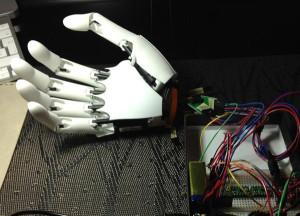 Un coup de main en 3D