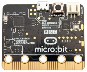 La carte micro:bit.