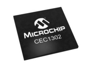 Microcontrôleur CEC1302 : la sécurité avant tout.
