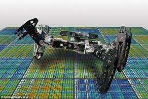 Robot boiteux