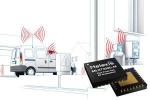 Le transpondeur est parfait les applications de domotique et de télémétrie.