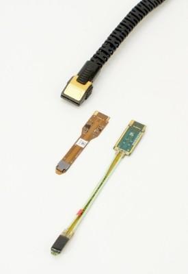 Les sondes P7700 de Tektronix.