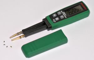 Banc d'essai : testeur intelligent de CMS Mastech MS8911 (LCR-mètre)