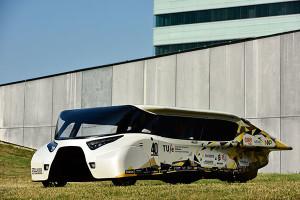 Cette voiture solaire ne s'arrête jamais
