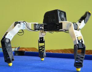 Aide à la conception interactive de robots articulés imprimés en 3D