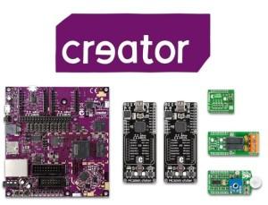Banc d'essai : Kit Creator Ci40 IoT