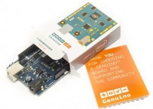 La carte Arduino/Genuino 101 est en fait un PC.
