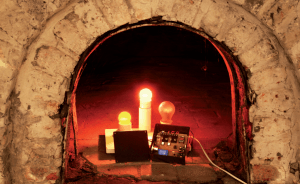 Projet n° 24 Feu de cheminée virtuel