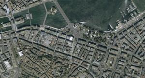 Prototype et simulation dans les rues-basses de Genève en cours