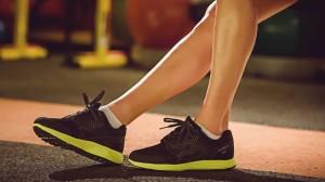 Les chaussures IOFIT.