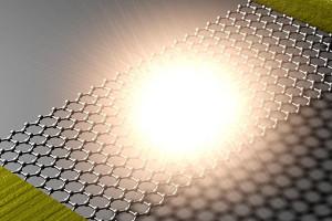 Un atome d'épaisseur pour l'ampoule la plus mince du monde