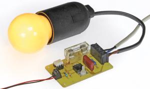 Projet nº 56 : remplacer une LED par une lampe : convertisseur isolé