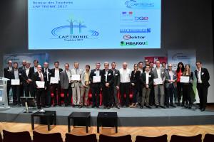 Lauréats des 11èmes trophées CAP'TRONIC