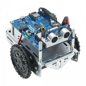 Leer robotica met de Parallax ActivityBot robot-kit