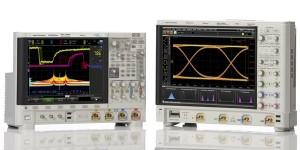 Nieuwe oscilloscopen van Agilent