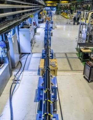 Wereldrecord: 20.000 ampère door een supergeleider