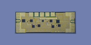 Versterker met bandbreedte van 235 GHz