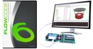 Programmeeer uw Arduino met Flowcode 6