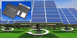 Miniatuur-stroomsensor voor zonnepanelen