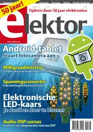 Een jaar lang Elektor voor het speciale jubileumtarief van slechts € 50,00