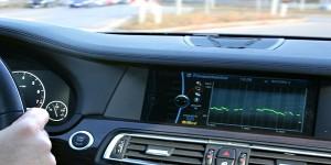 Gezondheidscontrole tijdens het rijden