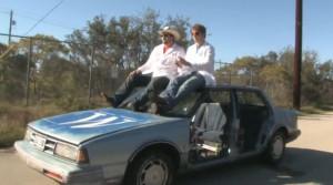 Een auto besturen met je iPhone en LabView