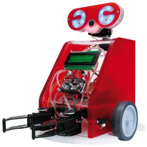 Elektor presenteert nieuw robotplatform