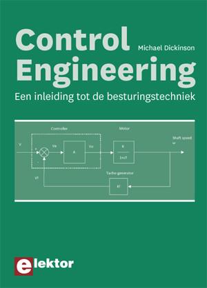Reserveer nu het nieuwe Elektor-boek Control Engineering