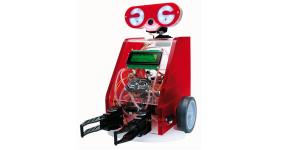 Elektor Proton Robot: leren met plezier