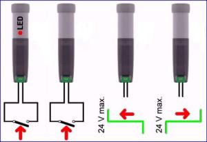 USB-datalogger meet schakelmomenten