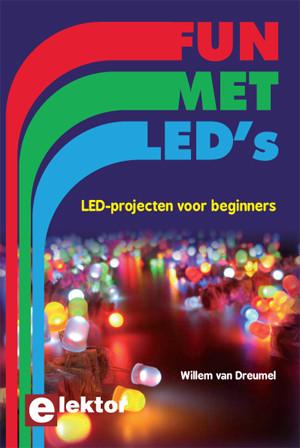 Reserveer het nieuwe Elektor-boek Fun met LED's