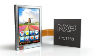 Eerste ARM-microcontroller met geïntegreerde LCD-besturing