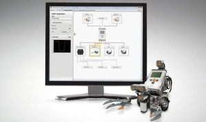 NI LabVIEW for LEGO MINDSTORMS Robotics