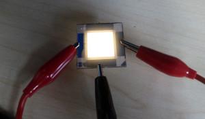 Record-rendement voor OLED