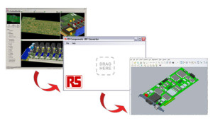 RS Components lanceert PCB-converter voor Google SketchUp