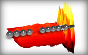 Eerste diode voor geluidstrillingen ontwikkeld