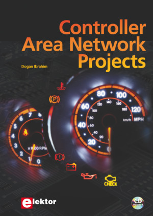 Nieuw Elektor-boek: Controller Area Network Projects