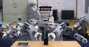 Slimme robotarmen bewegen efficiënter