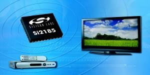 Complete tv-ontvanger in één chip
