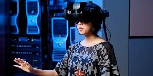 Virtual reality lab voor psychologische experimenten