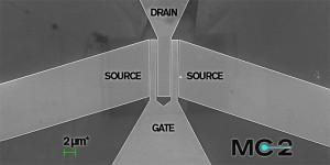 Grafeen-FET-mixer voor snellere (toekomstige) elektronica