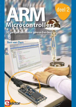Nieuw Elektor-boek: ARM Microcontrollers - deel 2
