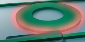Optomechanische versterker voor HF-signalen