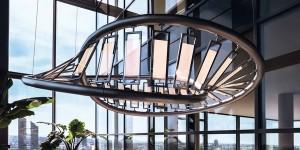 Transparante OLED-panelen productierijp