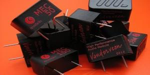Nieuwe elektronische smoorspoelen van Tentlabs & Vanderveen