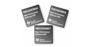 Nieuwe multicore-DSP's van TI