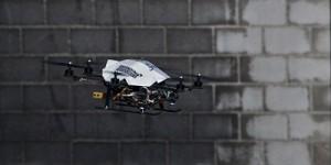Microhelikopters navigeren zonder GPS