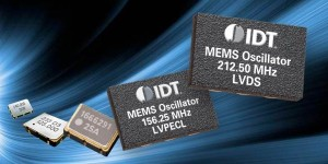 High-end MEMS-oscillator vervangt kwartskristal