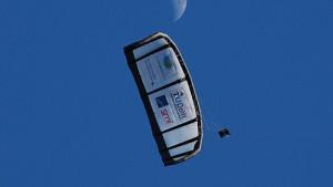 Vliegeren levert energie op